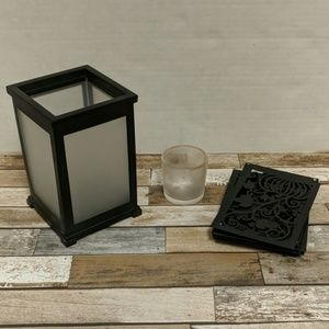 PartyLite Accents - PartyLite votive holder with magnetic panels